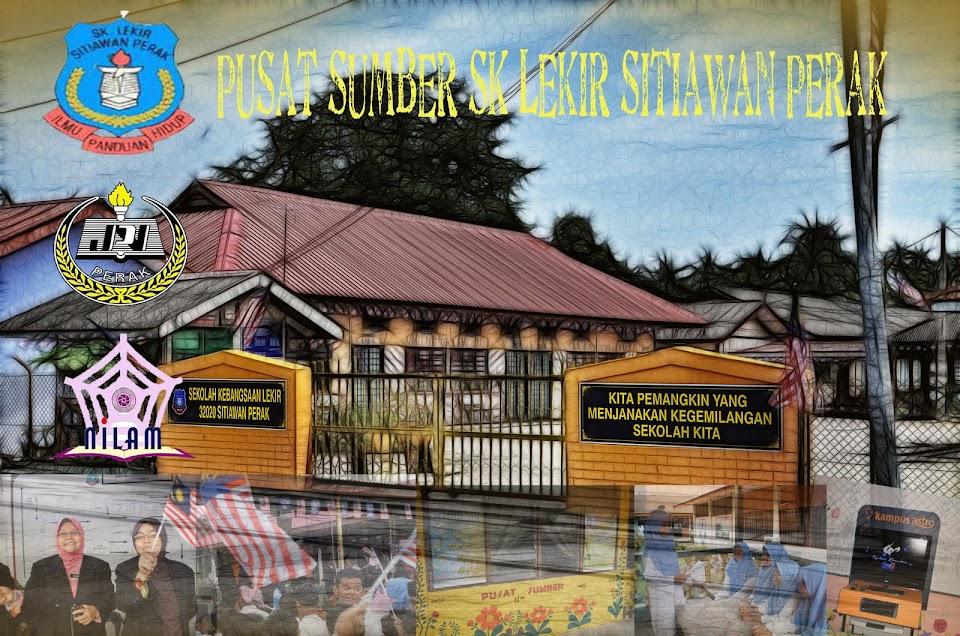 Pusat Sumber Sekolah Kebangsaan Lekir, Sitiawan, Perak
