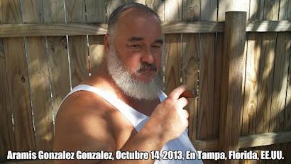 Aramis Gonzalez Gonzalez, Octubre 14, 2013 En Tampa, Florida, Estados Unidos