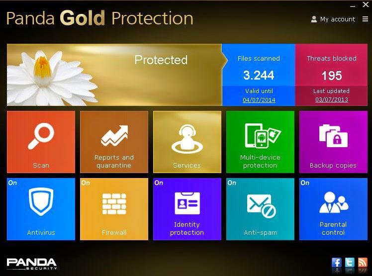 Panda Free Antivirus 15.0.1 Free Download