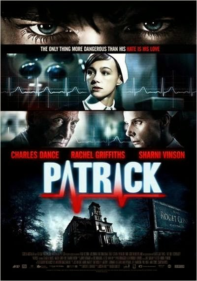 Patrick Despertar do Mal AVI Dual Audio BDRip