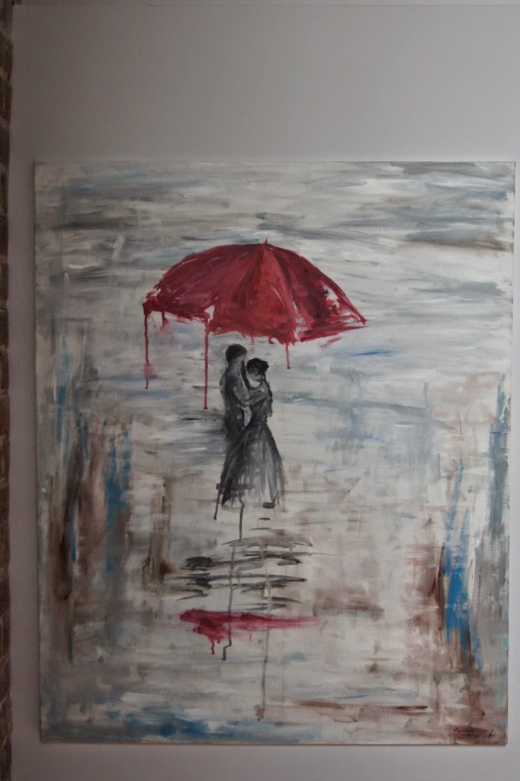 Johanna Obraz Farbami Akrylowymi