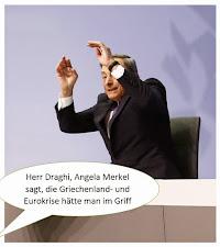 Draghi zeigen, wie man Finanzlöcher stopft