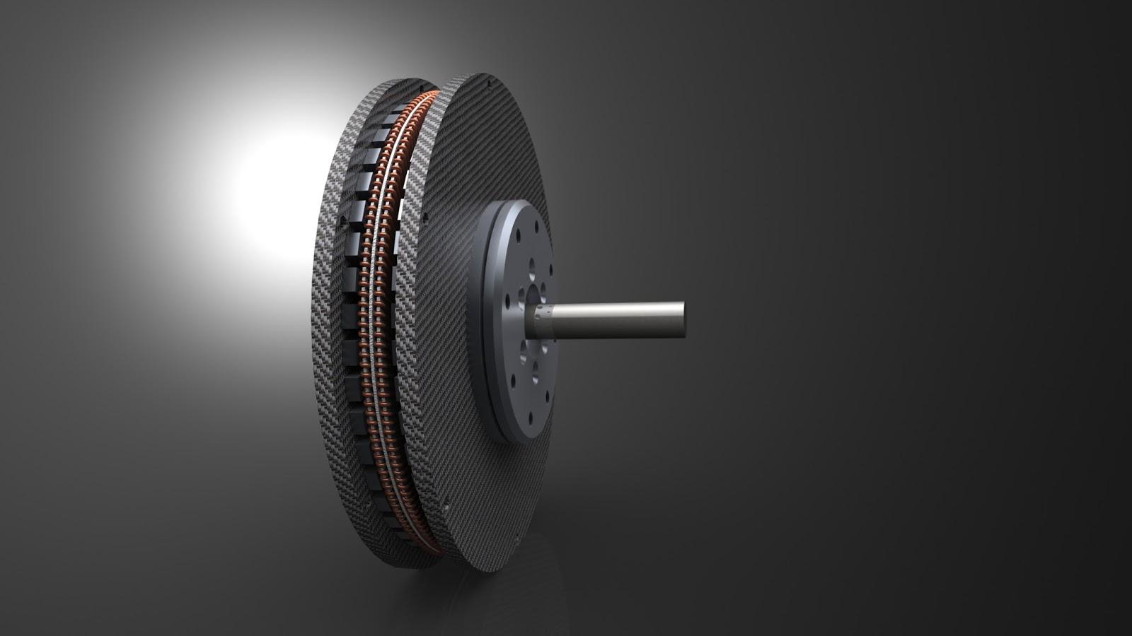 BuildIts in Progress: Coreless Axial Flux Motors