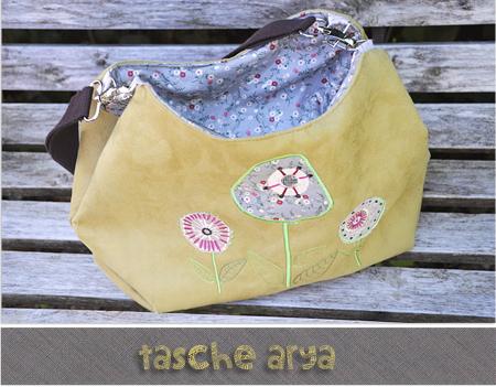 Tasche Arya by Machwerk