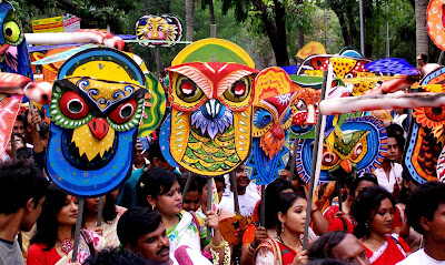 Pohela Boishakh celebration
