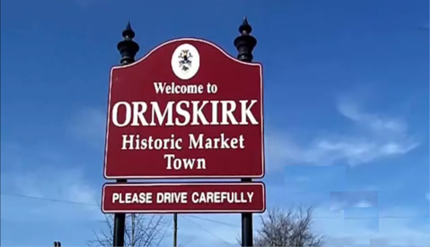 Ormskirk Historic Town