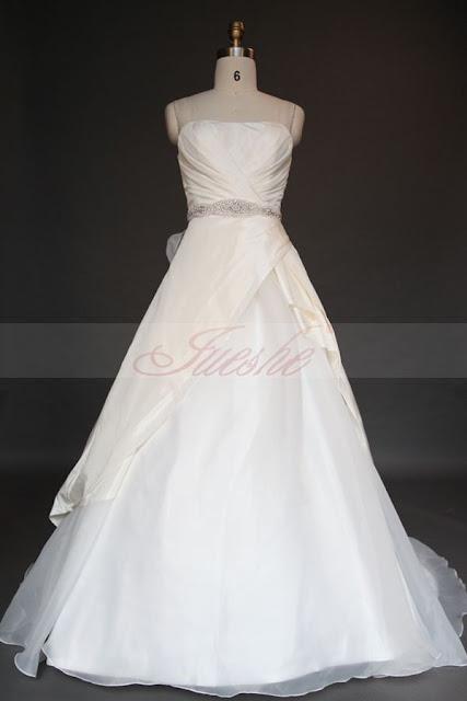 Dressybridal wedding dresses for full figured women for Wedding dresses for fuller figures
