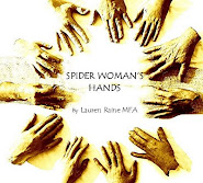 Spider Woman&#39;s Hands