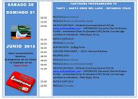 TANTIRAMA PROGRAMACIÓN  desde el 20/06 por TV61 de Cable de las Sierras