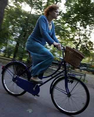 wiklinowe koszyki na rower kraków