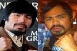 Manny Pacquiao Look-A-Like in Vegas Look