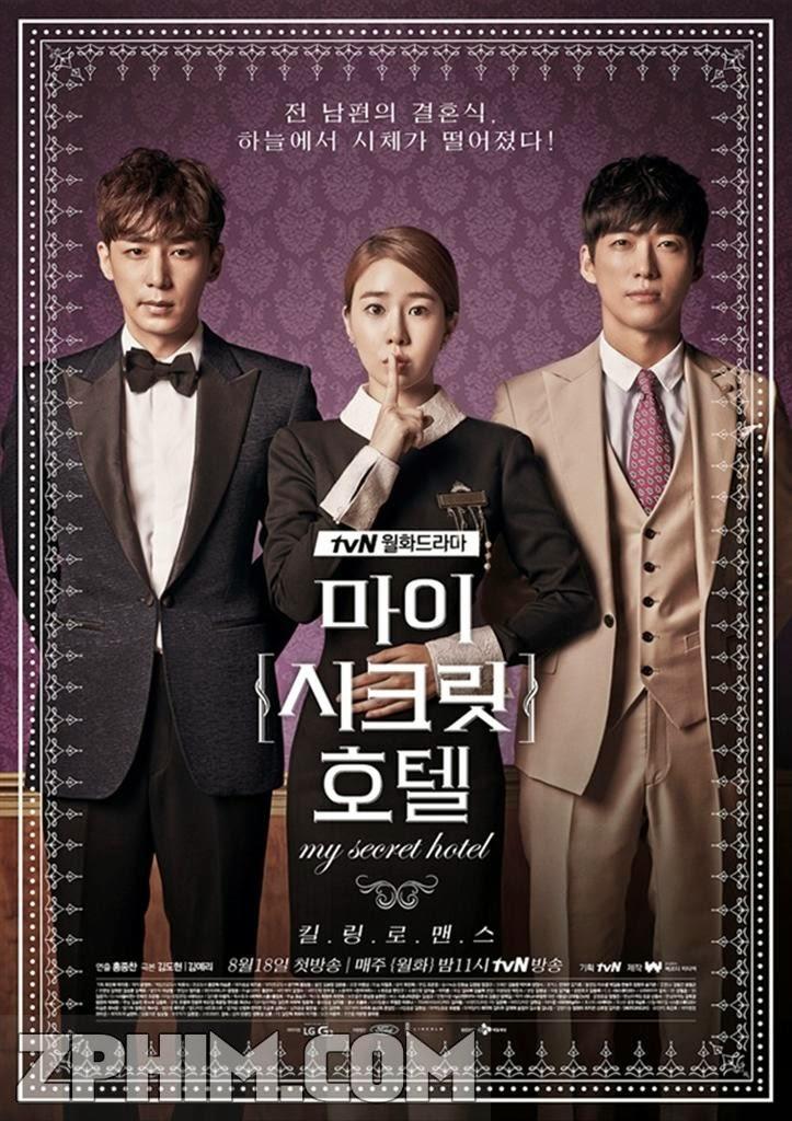 Khách Sạn Bí Mật - My Secret Hotel (2014) Poster