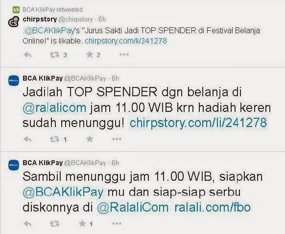 BCA KlikPay
