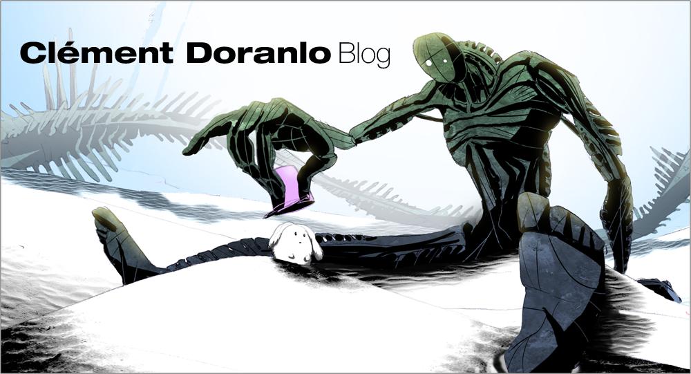 Clément Doranlo Blog