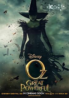 Ver Oz: el poderoso (2013) - Latino Online
