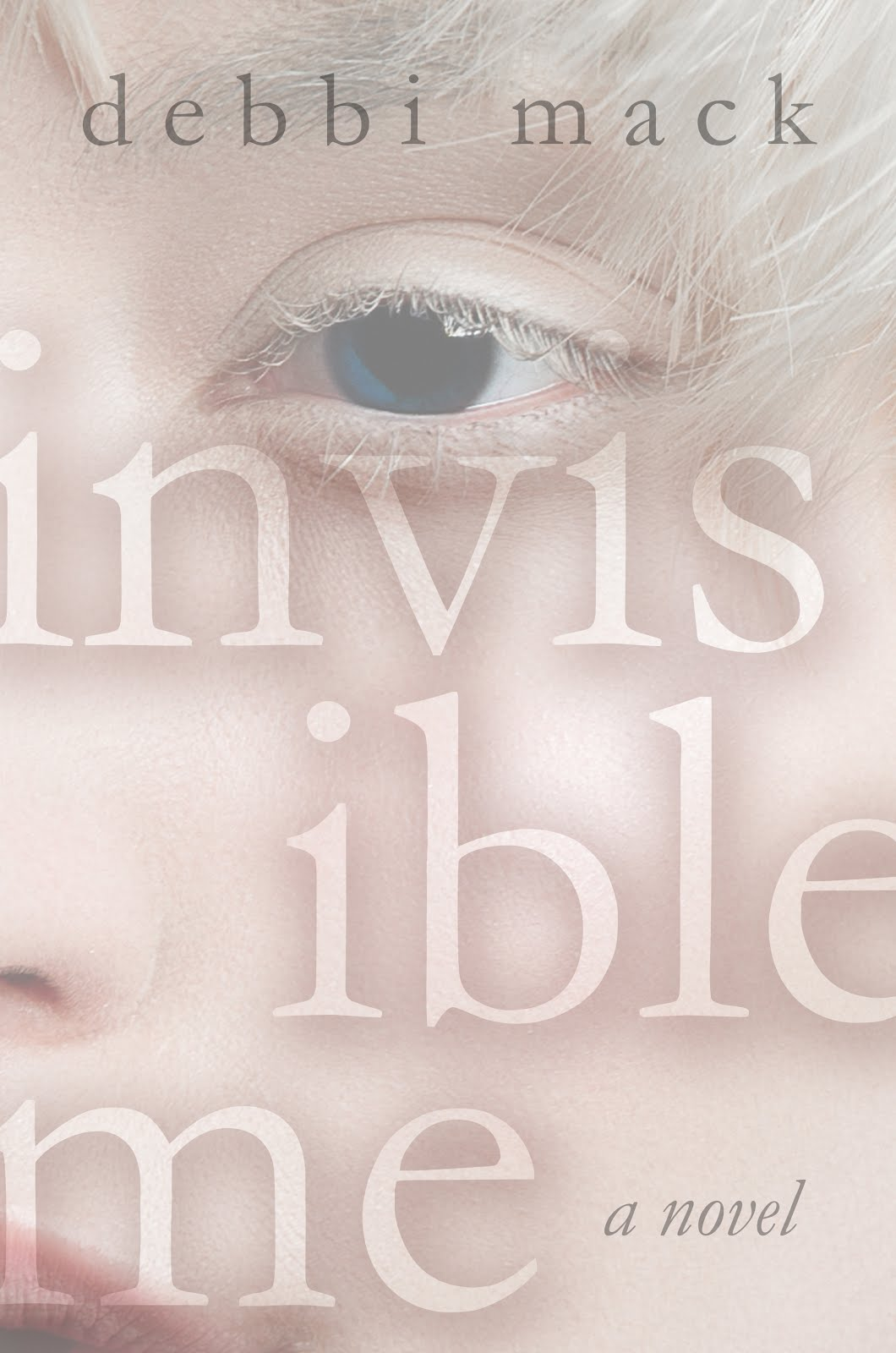 Invisible Me on B&N