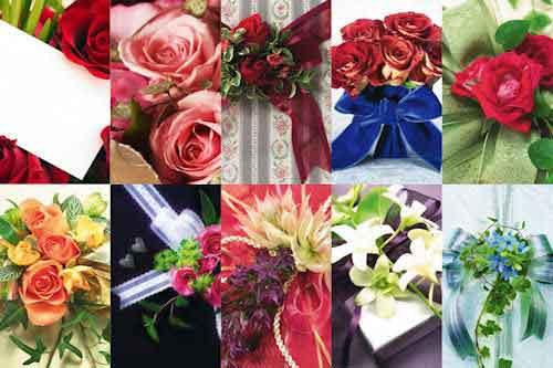 Escribe algo para tu mami en estas imágenes con flores