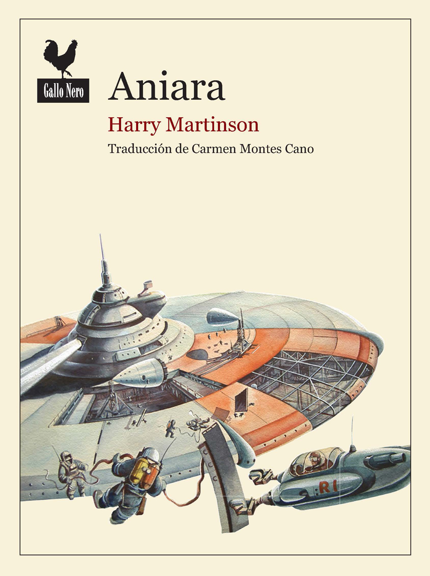 Aniara - Harry Martinson