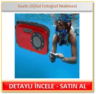 Sualtı Dijital Fotoğraf Makinesi
