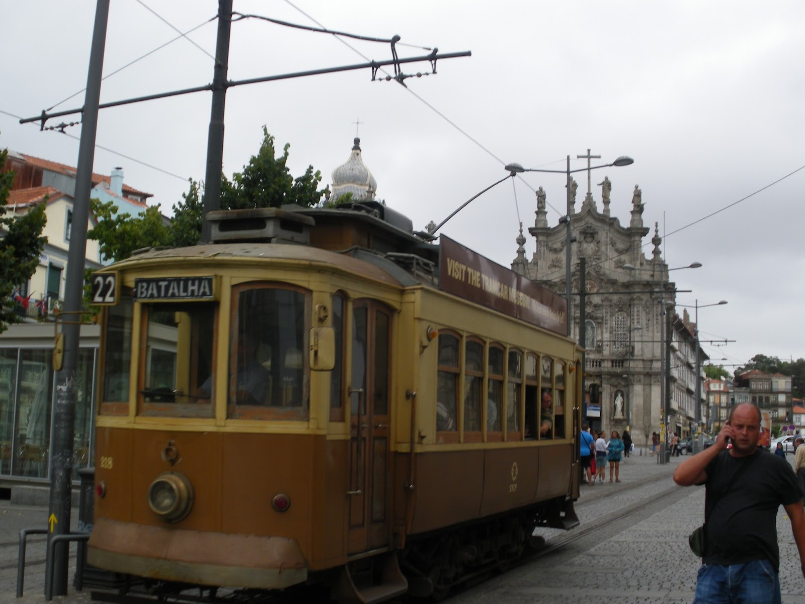Las estrellas del camino el camino portugu s oporto for Oficina turismo oporto