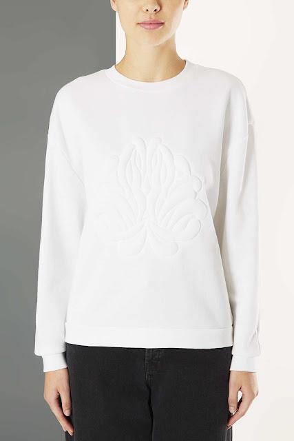 wadded sweater