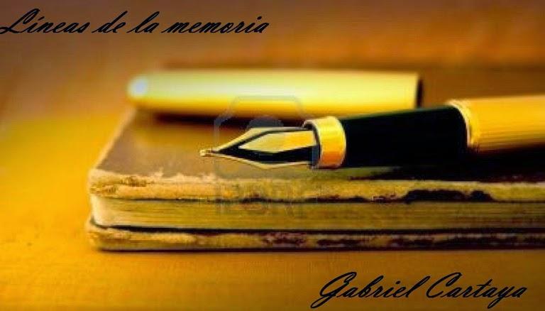 Líneas de la memoria