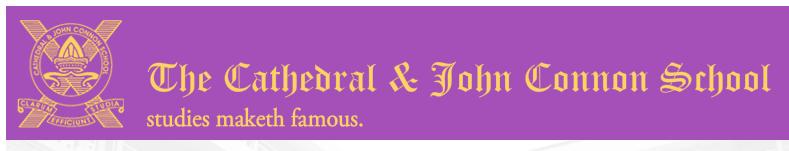 Cathedral and John Connon School Mumbai Logo