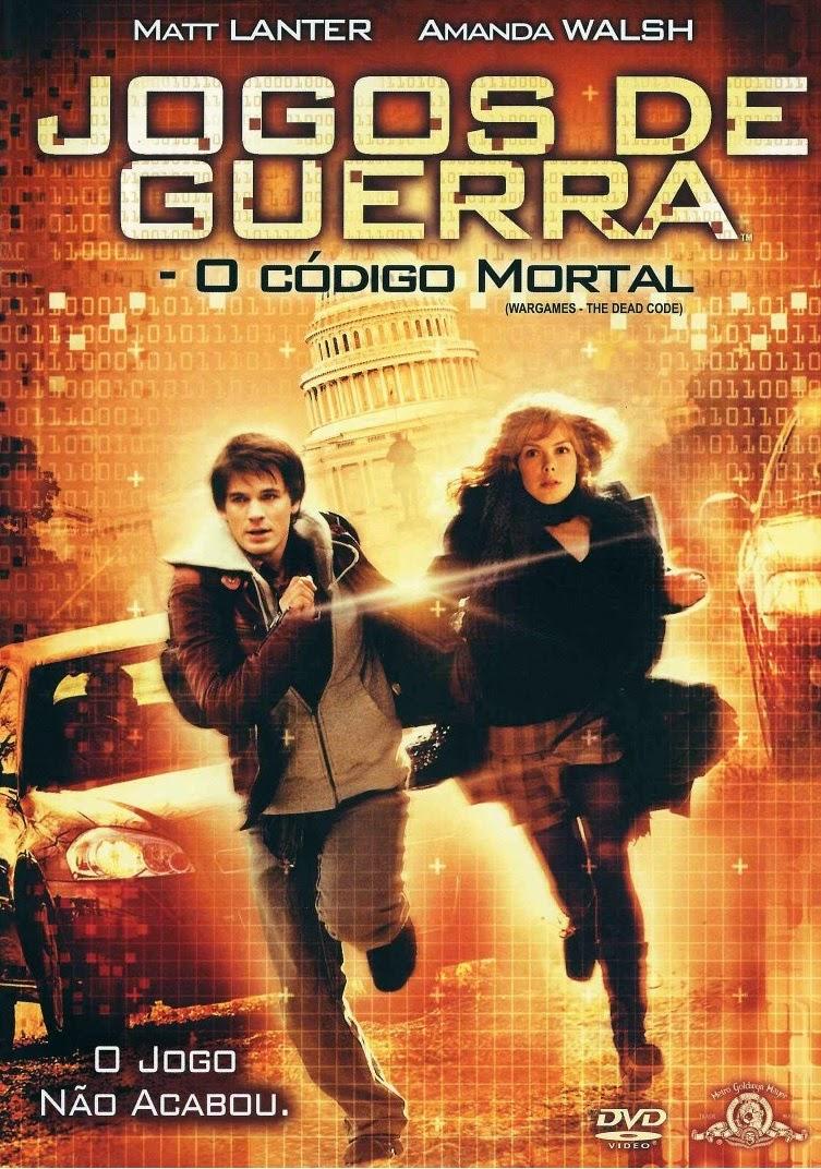 Jogos de Guerra: O Código Mortal – Dublado (2008)