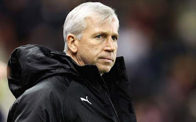 alan pardew, newcastle united