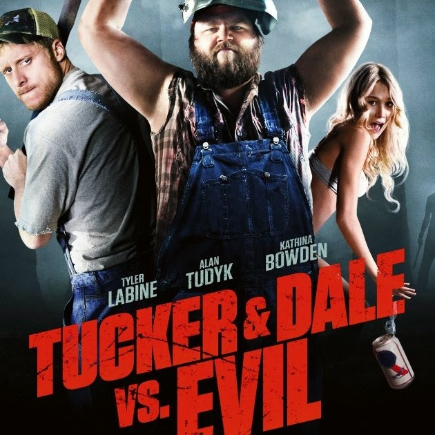 Tucker and Dale Vs. Evil Movie Cover