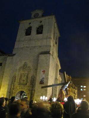 semana santa 2013 Burgos - san cosme