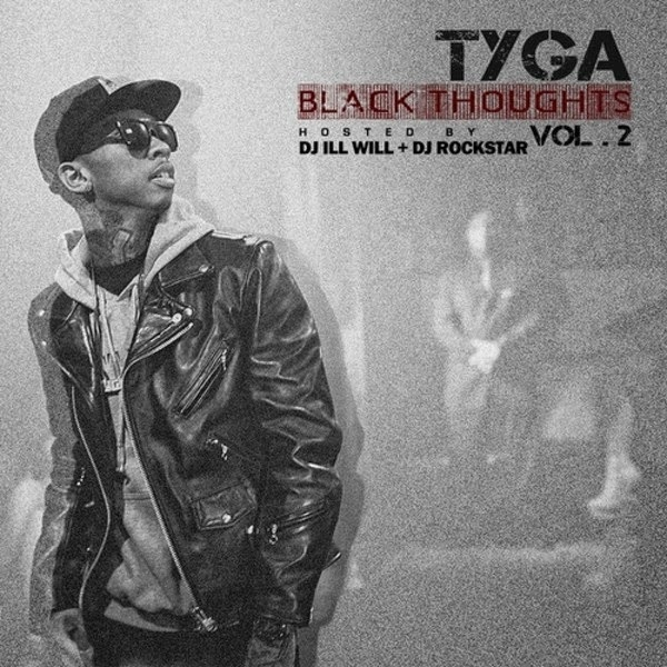 Tyga - Black Thoughts Vol. 2  Cover
