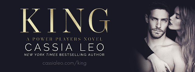 King Excerpt Reveal