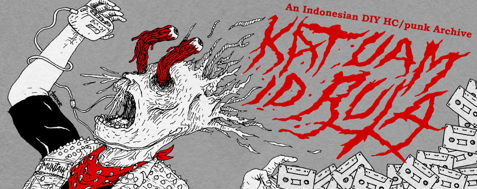 INDONESIAN HARDCORE PUNX DOCUMENTARY