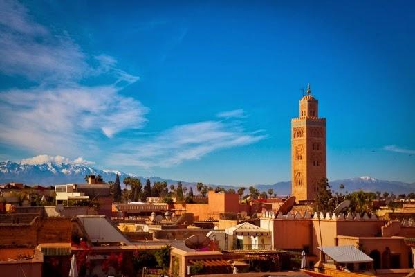 Maroko wakacje