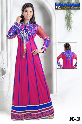 Model Baju Gamis India Terbaru Busana Muslim Masa Kini