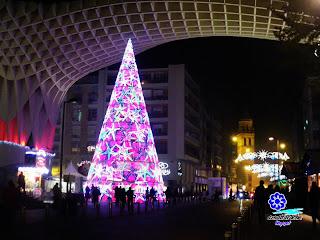 Sevilla - Navidad 2012 - Plaza de la Encarnación  06
