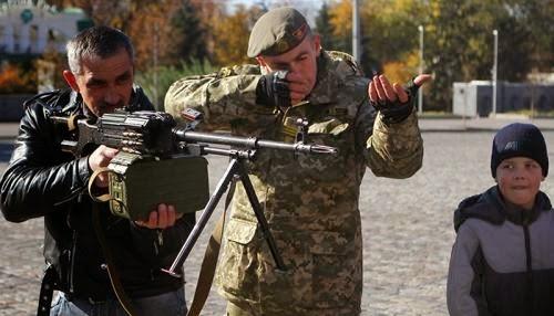Украина готовится к «тотальной войне»