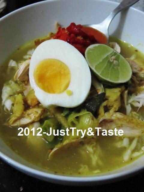 Resep soto ayam lamongan masakan bernama soto entah soto daging