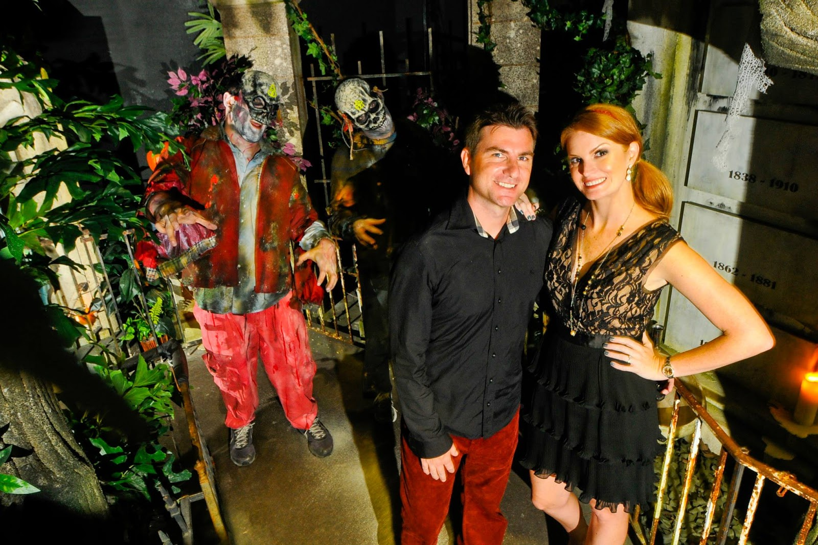Good Howl O Scream 2015 Unearthed Review And Why You Need To Go Photo Gallery