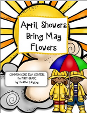 https://www.teacherspayteachers.com/Product/April-Showers-Bring-May-Flowers-ELA-Centers-First-Grade-1184933