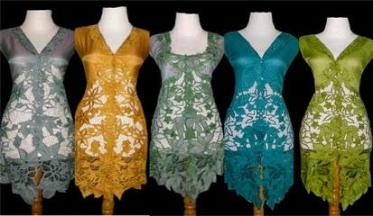 Inilah Tips Fashion Cara Pilih Kebaya Sesuai Bentuk Tubuh