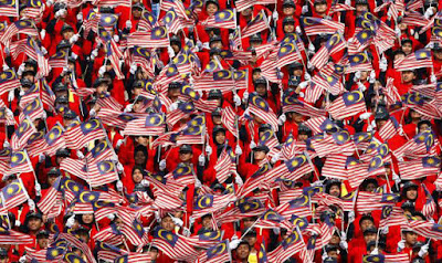 Malaysia Independence Day 2015 Celebration