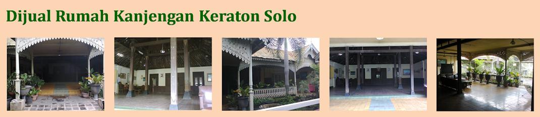 Rumah Kuno Dijual di Solo