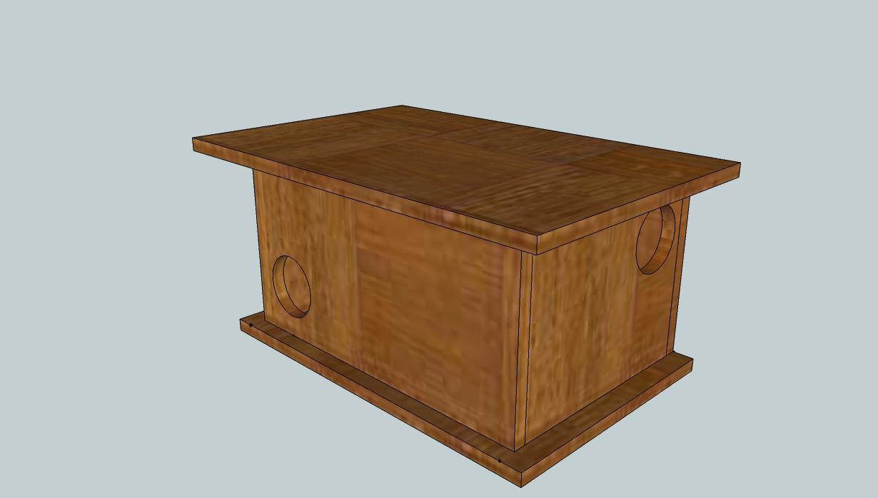 derholzwurm bau eines kobel eichh rnchen nest. Black Bedroom Furniture Sets. Home Design Ideas