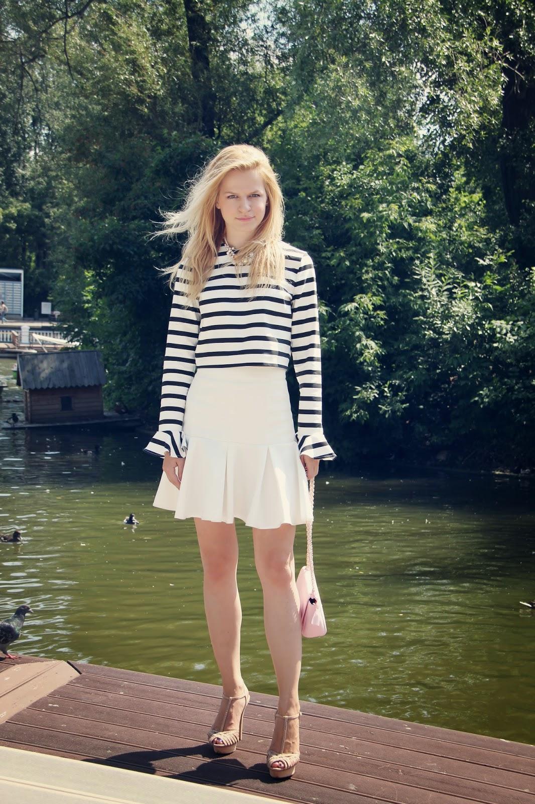 Ирина Павлова блогер, блог коста мода, как носить топ, модные тенденции, летние луки