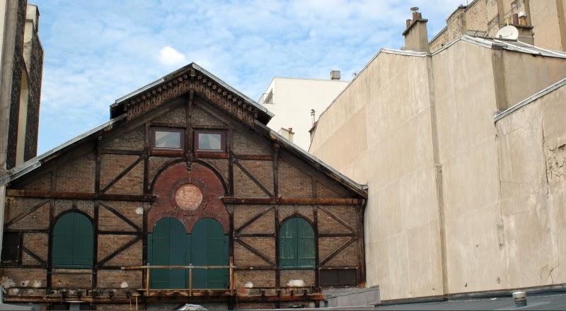 École Internationale de Théâtre Jacques Lecoq