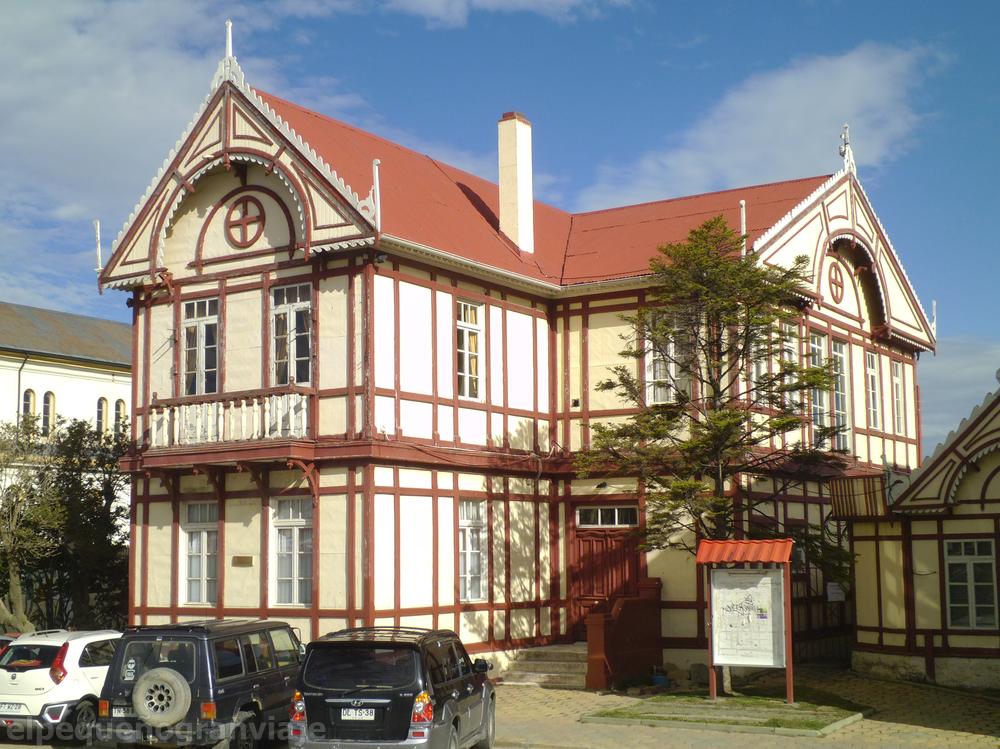 Edificio Puerto Natales, Chile