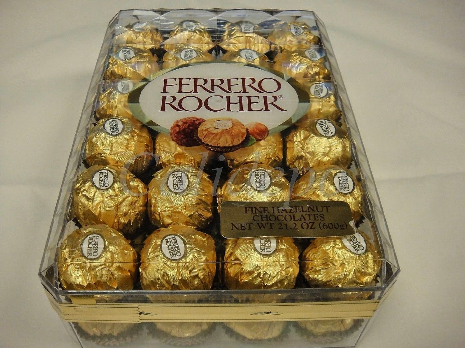 because ferrero rocher chocolates are a girls best friend the ferrero chocolates are very popular during valentines day because girls love them