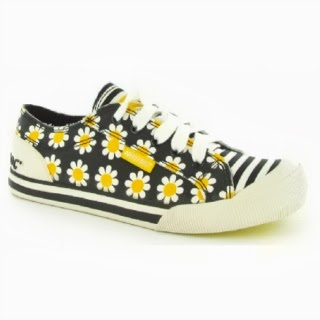 Sponsored Shoe of the Week: Rocket Dog Daisy Pump